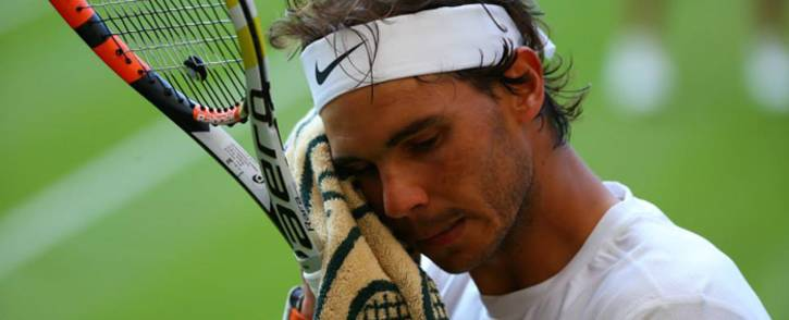 FILE: Rafa Nadal. Picture: Wimbledon official Facebook page.