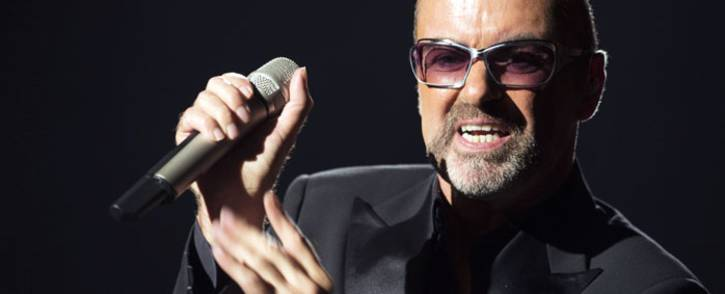 FILE: Late British singer George Michael. Picture: AFP.