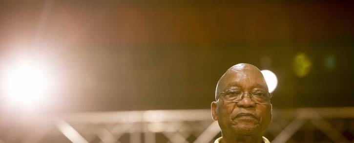 FILE: Jacob Zuma at the ANC's 54th national conference on 16 December 2017. Picture: Thomas Holder/EWN.