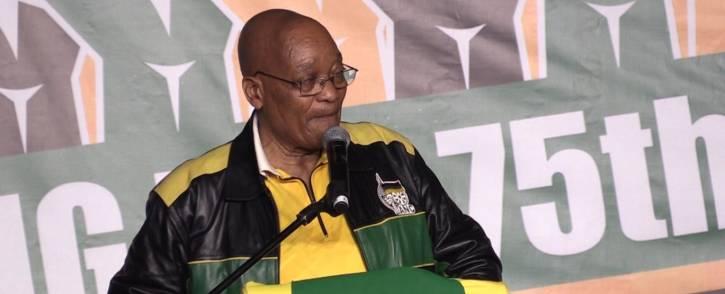 FILE: ANC president Jacob Zuma. Picture: Kgothatso Mogale/EWN