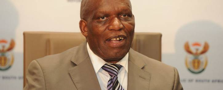 Agriculture, Fisheries and Forestry Minister Senzeni Zokwana . Picture: GCIS