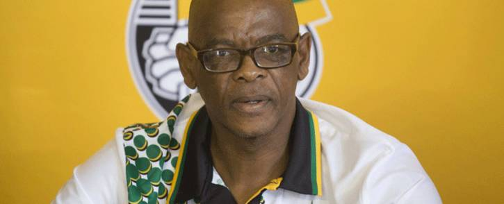 African National Congress secretary general Ace Magashule. Picture: Christa van der Walt/EWN.