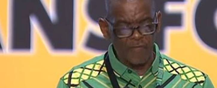 FILE: Ace Magashule. Picture: Screengrab.