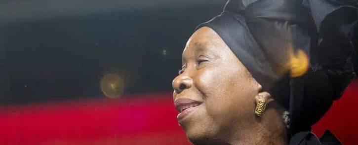FILE: ANC NEC member Nkosazana Dlamini-Zuma. Picture: Thomas Holder/EWN.