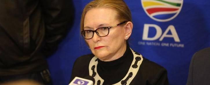 FILE: Western Cape Premier Helen Zille. Picture: Christa Eybers/EWN.