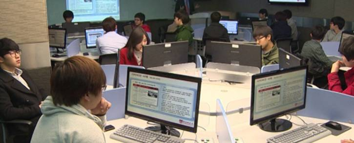 A North Korean defector says the reclusive state has a designated cyber hacking team that seeks to infiltrate enemy states' data. Picture: Supplied/EWN.