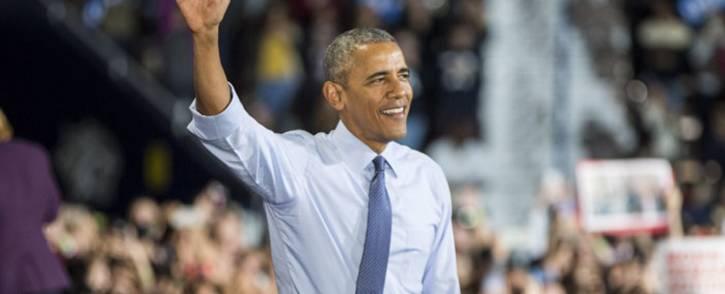 FILE: Former US President Barack Obama. Picture: AFP