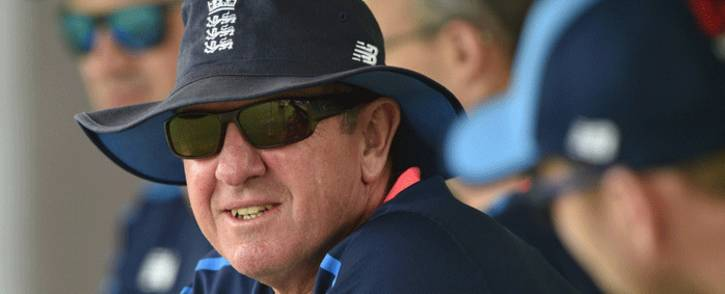 FILE: England cricket coach Trevor Bayliss. Picture: AFP