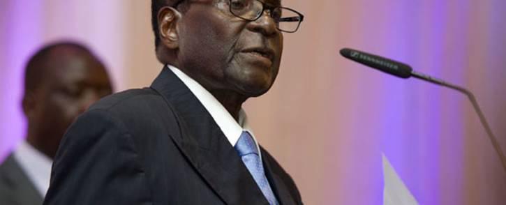 FILE: Robert Mugabe. Picture: GCIS