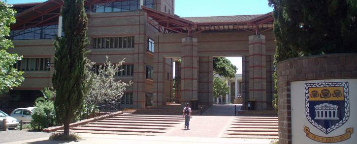 FILE: The University of the Western Cape. Picture: Supplied.