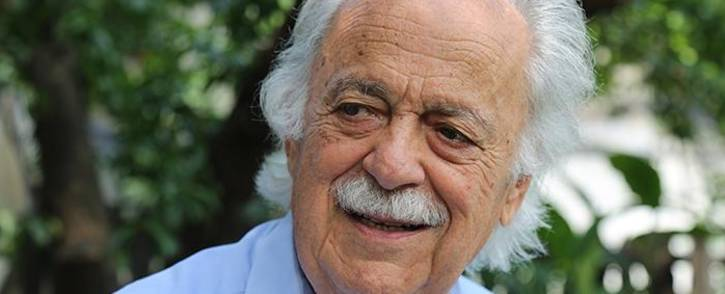 Human rights lawyer and anti-apartheid activist George Bizos. Picture: Christa Eybers/EWN