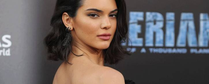 Kendall Jenner attends the premiere of EuropaCorp and STX Entertainment's 'Valerian and The City of a Thousand Planets' at TCL Chinese Theatre on 17 July 2017 in Hollywood. Picture: AFP.