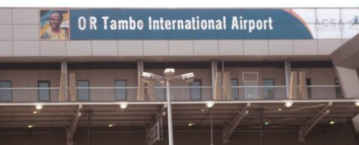 FILE: OR Tambo International Airport. Picture: Supplied