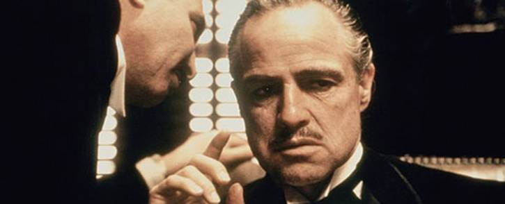A scene from 'The Godfather'. Picture: Facebook/Godfather fan page