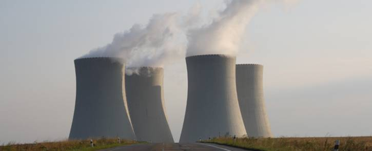 FILE: A nuclear power plant. Picture: Freeimages.com