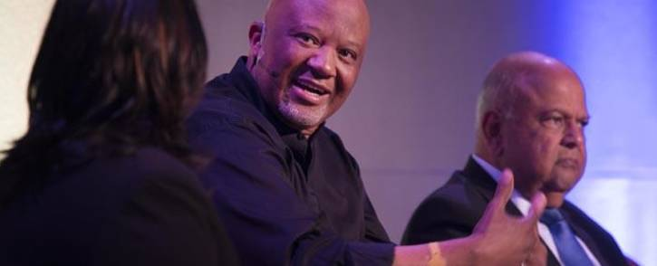 Former deputy finance minister Mcebisi Jonas at The Gathering: Media Edition in Cape Town on 3 August 2017. Picture: Bertram Malgas/EWN
