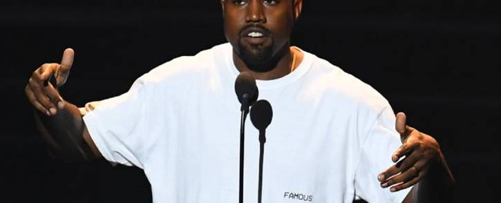 FILE: Kanye West. Picture: AFP.