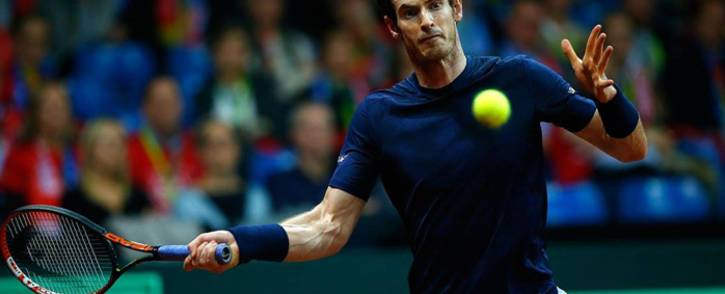 FILE: World number one Andy Murray. Picture: Facebook.com.