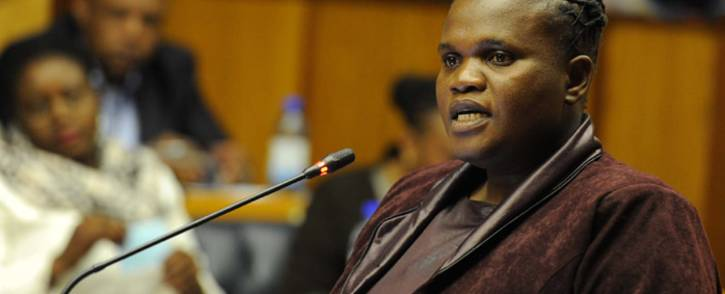 FILE: Minister Faith Muthambi. Picture: GCIS.