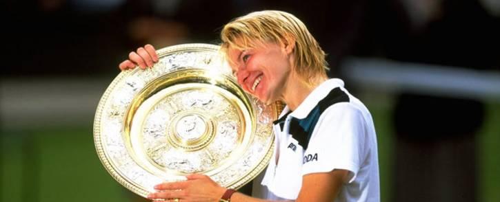 Jana Novotna. Picture: @WTA/Twitter