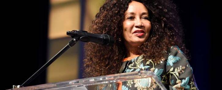 Minister of International Relations and Cooperation Lindiwe Sisulu. Picture: Dirco