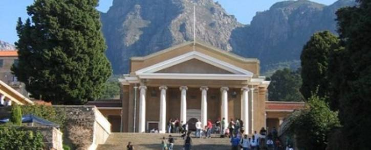 FILE: UCT's Jameson Hall. Picture: Supplied.
