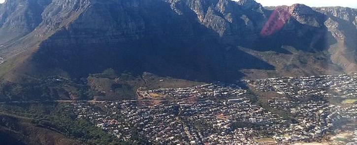 Table Mountain in Cape Town. Picture: Refilwe Pitjeng/EWN.