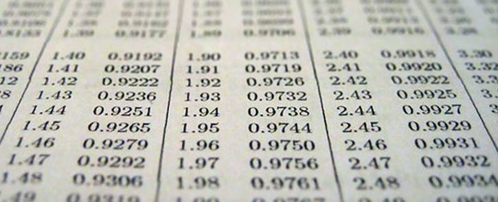 Statistics generic. Picture: Freeimages.