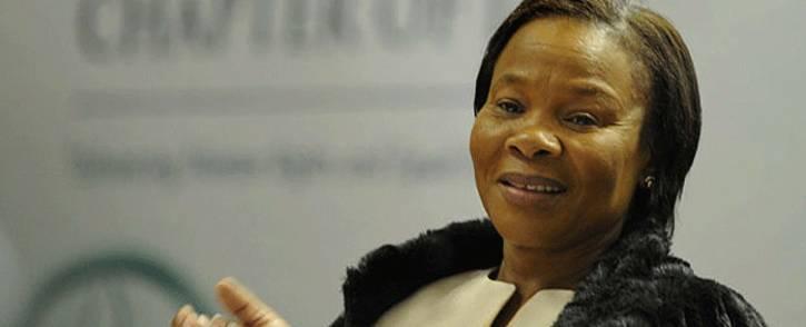 FILE: Social Development Minister Susan Shabangu. Picture: GCIS.