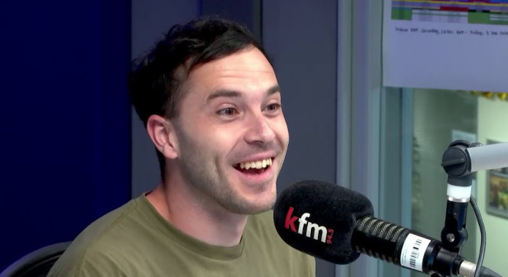 BLINDSIDE! Matthew Mole finds out he's charting
