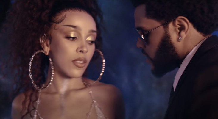[WATCH] Doja Cat and The Weeknd collaborate on sexy duet 'You Right'