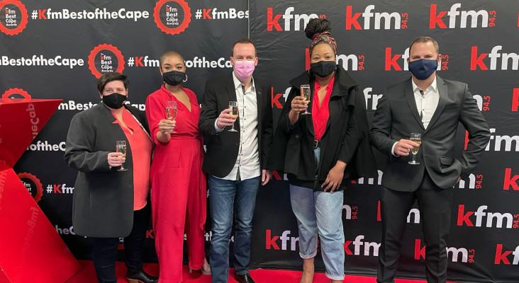 Full Winner List: 2021 Kfm Best of the Cape