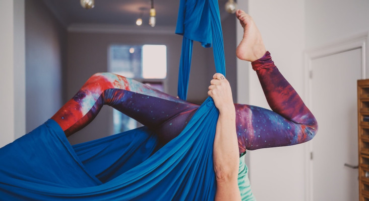 Aerial Yoga: What is it, and how to start