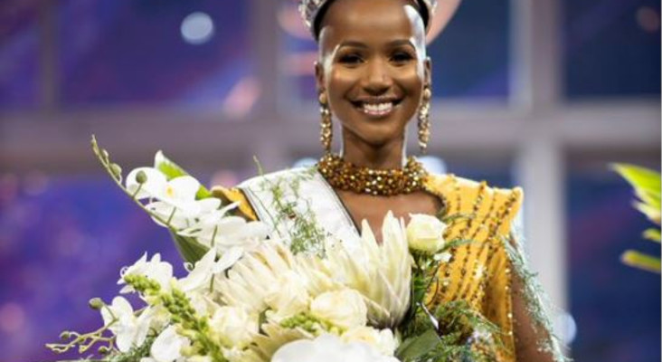 'Focus on the small victories', Miss SA Shudufhadzo Musida graduates from Wits