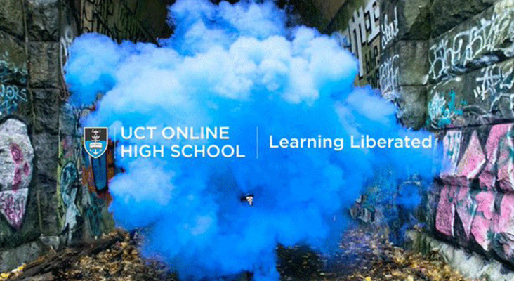 UCT is Africa's first university to launch online high school platform