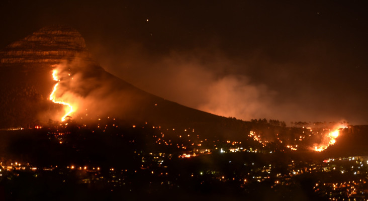 Lion's Head fire: What you need to know