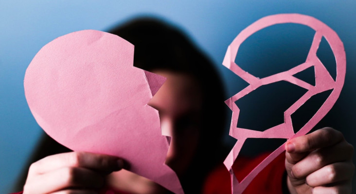 If you only had 10 seconds to break up with someone, what would you say?