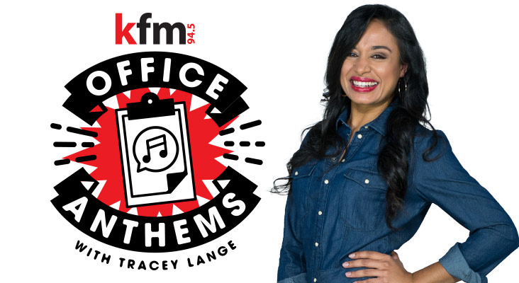 Kfm Office Anthems with Tracey Lange