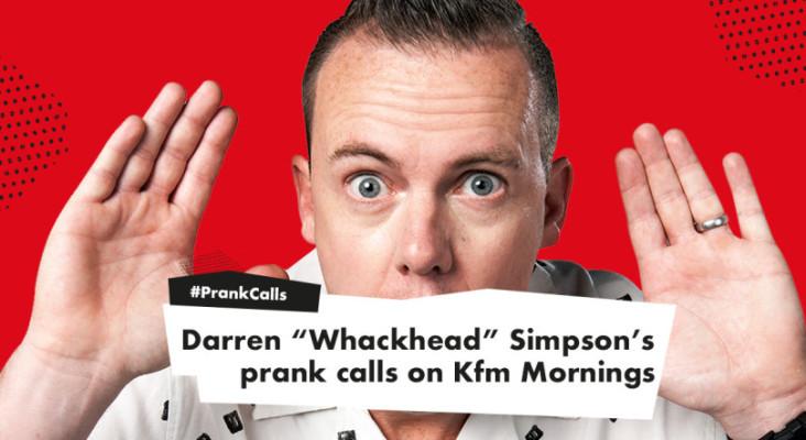 "Weekly round-up of Darren ""Whackhead"" Simpson's epic pranks"
