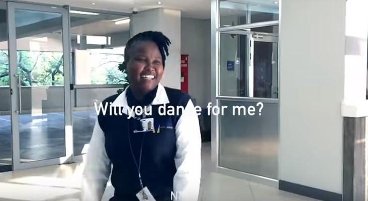 [WATCH] SA Filmmaker asks 400 strangers around the world, 'Will you dance?'
