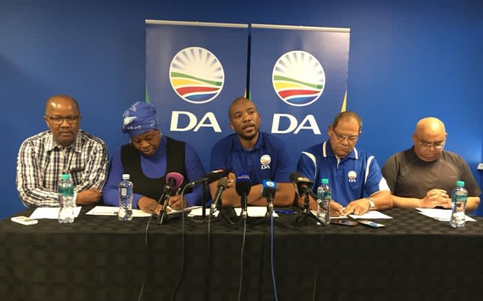 DA planning to become biggest party in Gauteng