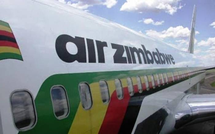 FILE: An Air Zimbabwe flight. Picture: Facebook.