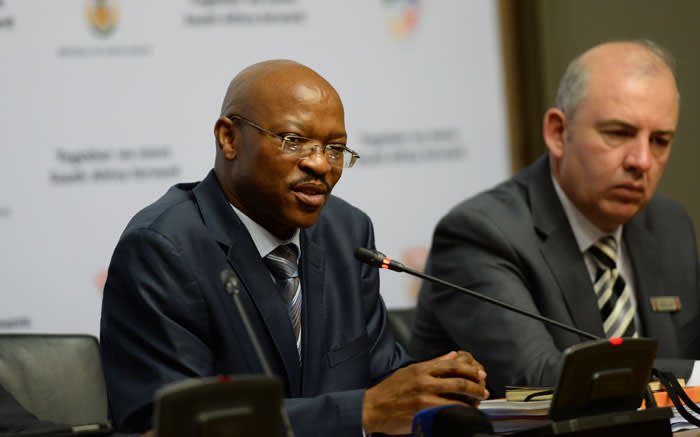 FILE: Home Affairs DG Mkuseli Apleni. Picture: Department of Home Affairs Flickr account.