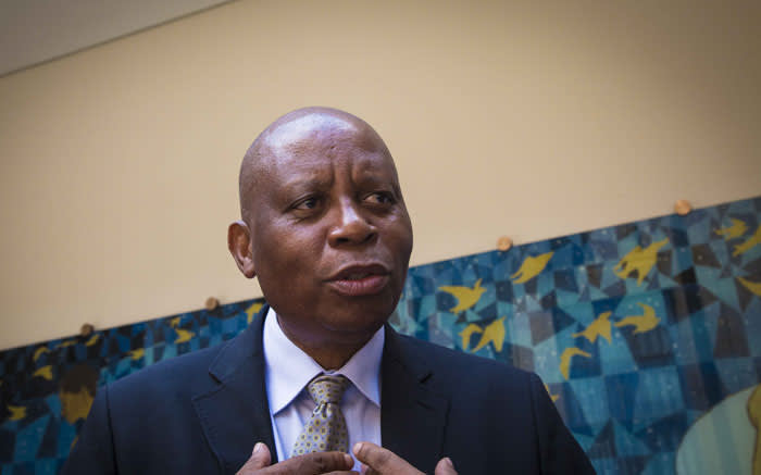 ANC issues ultimatum to Mashaba over protest demands