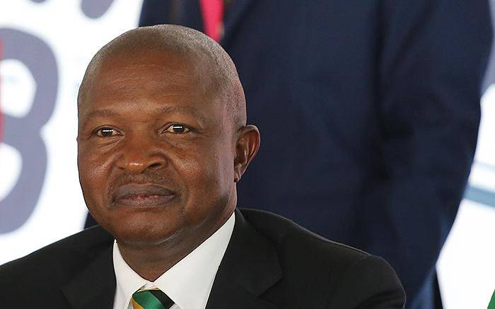 On 21 March Deputy President David Mabuza addressed the national Human Rights Day commemoration in remembrance of 69 people who were killed by apartheid security forces during the anti-pass law protest in Sharpeville, Vereeniging, Johannesburg. Picture: Sethembiso Zulu/EWN