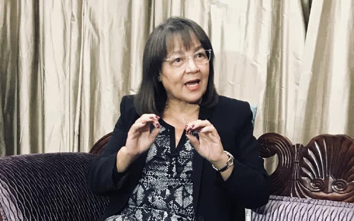Cape Town Mayor Patricia de Lille. Picture: Cindy Archillies/EWN.