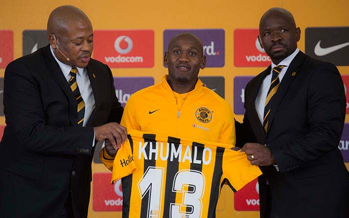gallery kaizer chiefs unveil eight new signings
