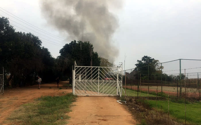 [UPDATE] Third house set alight in Coligny