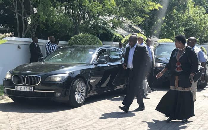 Kenyatta wishes Ramaphosa, new ANC NEC well