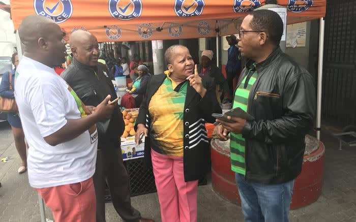 ANC in WC says urgent transition of power is needed